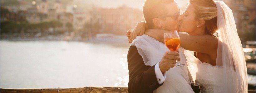 Matrimonio a Santa Margherita Ligure – Mira e Guy –